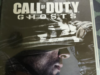 Call of duty Ghosts!