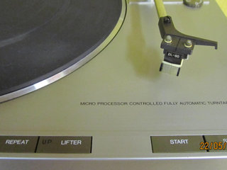 DIRECT DRIVE DENON DP-21F - 2