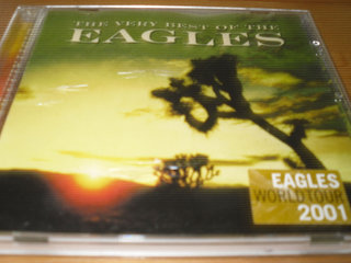 The very best of EAGLES.