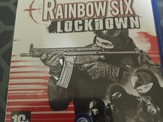 Rainbow six lockdown!
