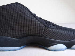 Nike Air Jordan Future ''Dark Grey-Clear