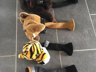 Headcover til putter