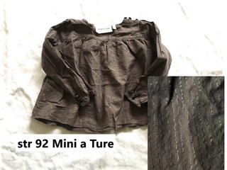 247) str 92 Mini a Ture sommerbluse