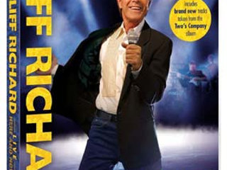 Lot CLIFF RICHARD DVD´ER