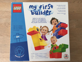 SPIL: LEGO My First Builder