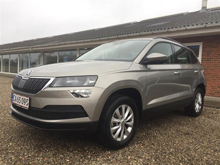 Skoda Karoq 1,0 TSI Ambition Plus Family 115HK 5d