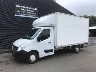 Renault Master T35 ALUKASSE/LIFT 2,3 DCI start/stop 145HK Ladv./Chas.