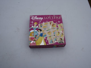 Disney Princess Lotteri