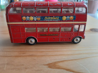 Corgi Toys London Transport Bus