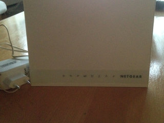 Router, wireless, Netgear