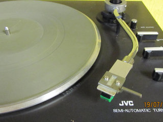 JVC JL-A15 AUDIO TECHNICA PICK-UP