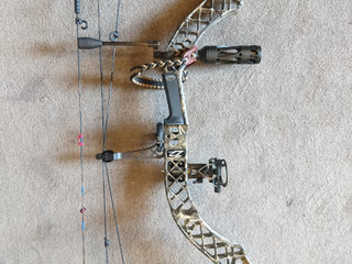 Compoundbue, Jagt, Mathews Z2, Lost Camo