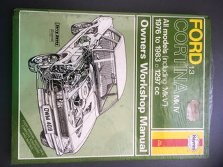 Haynes rep manual