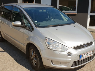 FORD S-MAX 2.0i benz,KM 161.DEFEKT MOTOR