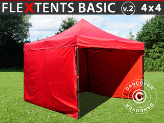 Foldetelt FleXtents Easy up pavillon Basic v.2, 4x