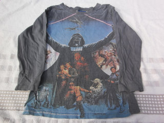 Bluse, str. 116, mrk. Star Wars
