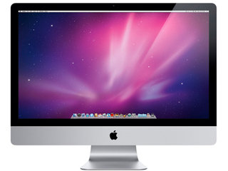 "27"" Apple iMac  - Intel i5 760 2,8GHz 1TB HDD 8GB (Mid-2010) - Grade B"