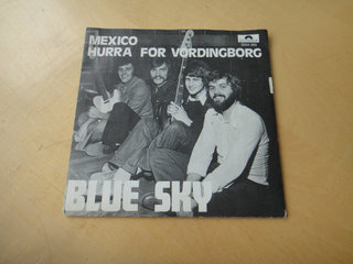 SINGLE - Blue sky -Hurra for Vordingborg