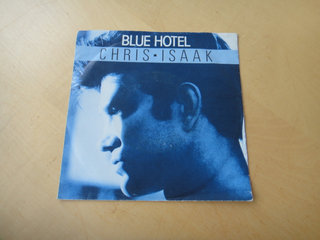 SINGLE - Chris Isaak - Blue Hotel