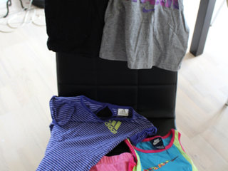 Nike and Adidas Clothes