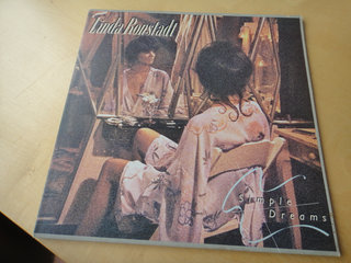 LP - Linda Ronstadt - Simple Dreams - pæ