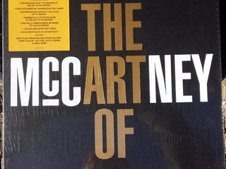 Paul McCartney:  The art of McCartney