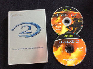 Halo 2 Limited Collectors Edition Xbox