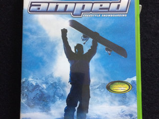 Xbox Amped Freestyle Snowboarding