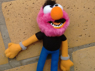 Muppets Show Animal Bamse