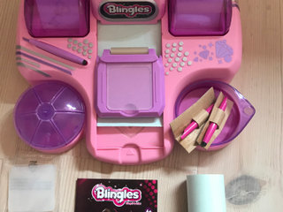 Loom bands og blingles
