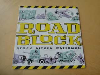 SINGLE - Stock Aitken Waterman-Roadblock