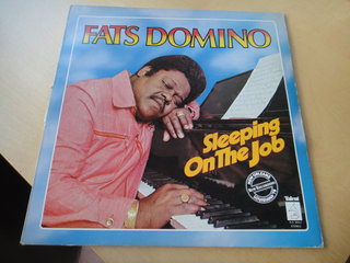 LP - Fats Domino - Sleeping on the Job
