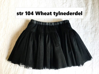 190) Str 104 Wheat tylnederdel