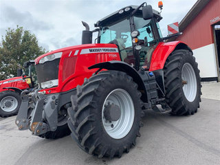 Massey Ferguson 7726 EXCLUSIVE! KUN 2800 TIMER!