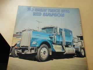 LP - Red Simpson - 20 great Truck Hits