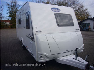 2017 - Caravelair Antares Style 476