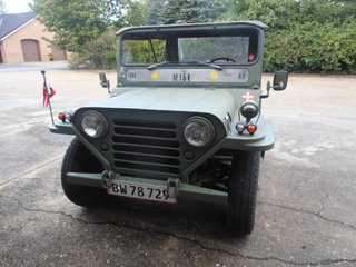 Ford mutt 151 jeep