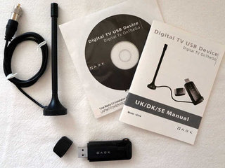 AGK Digital TV USB Device...