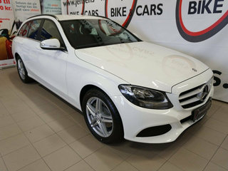 Mercedes C220 2,2 BlueTEC Exclusive stc.