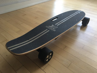 Roadsurfing el-skateboard