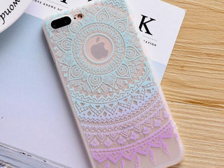 Silikone cover til iPhone 5s SE 6 6s SEE 2020 7 8