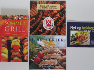 Grill mad opskrifter
