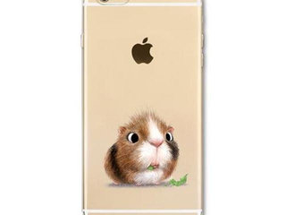 Hamster cover iPhone 5 5s SE 6 6s 7 el 8
