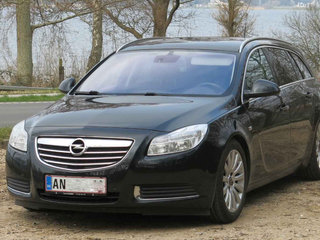 Opel Insignia Sports Tour Ecoflex