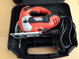 Stiksav Black & Decker 600w ks999e