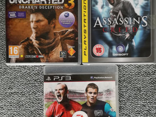 Ps3 spil action og adventurespil