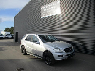 Mercedes-Benz ML420 d 4,0 CDI 4-Matic 306HK 5d 7g Aut.