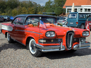 Ford Edsel Pacer 1958