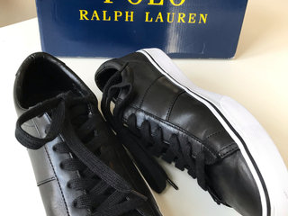 Polo Ralph Lauren  lædersneakers