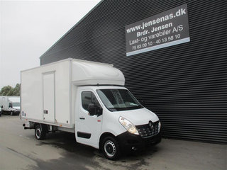 Renault Master T35 ALUKASSE/LIFT 2,3 DCI start/stop 170HK Ladv./Chas.